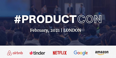 ProductCon London: The Product Management Conference tickets