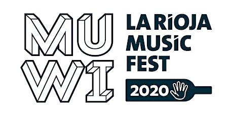 MUWI La Rioja Music Fest 2020 entradas