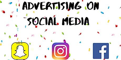 Advertising on Social Media tickets