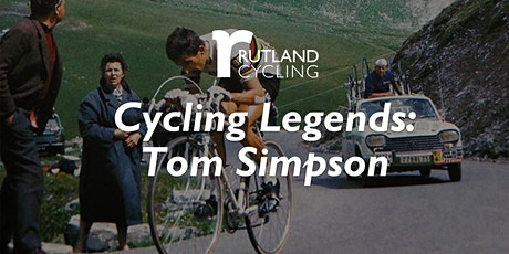 Cycling Legends: Tom Simpson tickets
