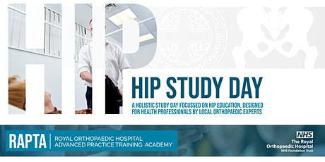 RAPTA Hip Study Day tickets