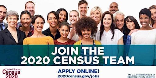 Census Jobs!  Canyon Lake Library