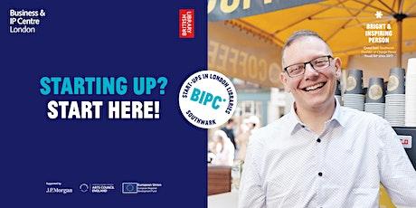 Marketing Masterclass - Start-ups in London Libraries (Southwark) tickets
