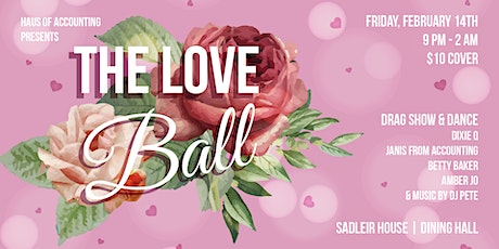The Love Ball 2020 tickets