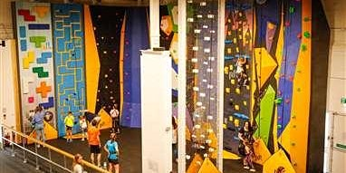 Family Event - The Climbing Experience