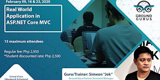 Real World Application in ASP.NET Core MVC