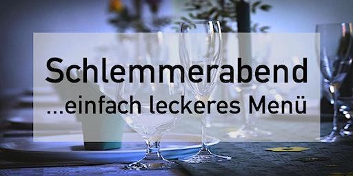 Schlemmerabend - Wildmenü
