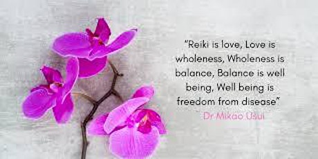 Reiki - What is it and How can it benefit me? tickets
