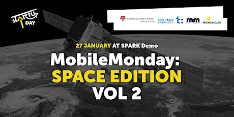 MobileMonday: Space Edition vol 2 tickets