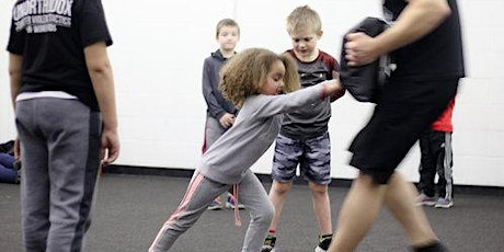 Safe4Life - Haysboro: Self Defense Class for KIDS (ages 6 - 11) tickets