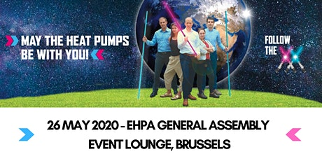 EHPA General Assembly tickets