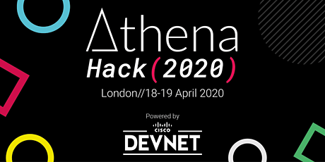 Athena Hack (2020) - Champion, Encourage & Inspire Women in Tech tickets