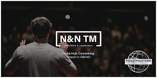 Reunião quinzenal N&N Toastmasters (Clube de oratória e liderança)