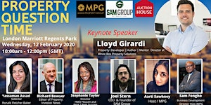 12th February 2020 Property Question Time Keynote...