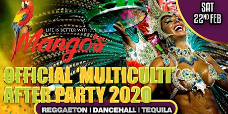 Official 'Multiculti' After-Party 2020 tickets