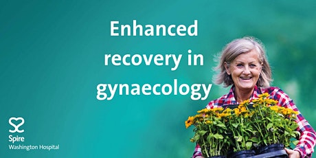 Enhanced recovery in gynaecology tickets