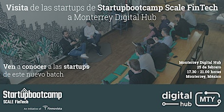 Networking by Startupbootcamp Scale FinTech entradas