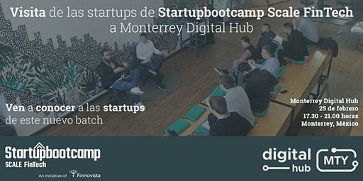 Networking by Startupbootcamp Scale FinTech