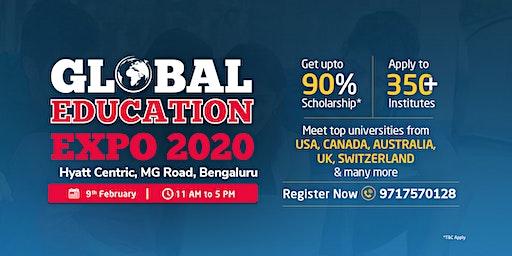 Global Education Expo 2020 - Bengaluru | 9th Feb