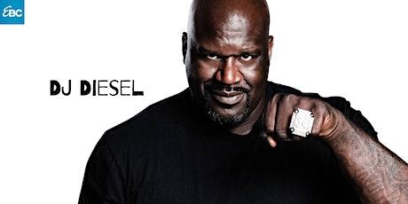 DJ DIESEL at EBC at Night - MAR. 21 - FREE Guestlist! tickets