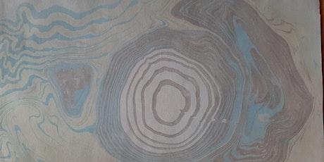 Immagini d'Acqua. Incontro esperienziale. Tecnica di Marina Bargellini biglietti