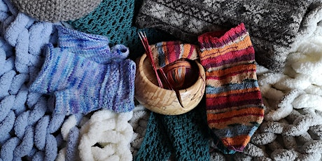 Knit and Natter at Cornerstone tickets