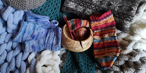Knit and Natter at Cornerstone