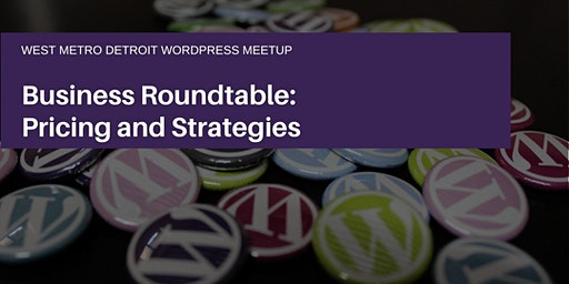 Business Roundtable: Pricing and Strategies