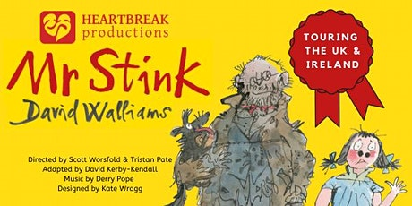 Mr Stink by David Walliams Open Air Theatre tickets