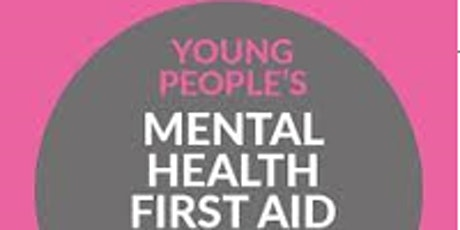 2 Day Youth Mental Health First Aid tickets