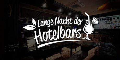Lange Nacht der Hotelbars Frankfurt - Oktober 2020 Tickets