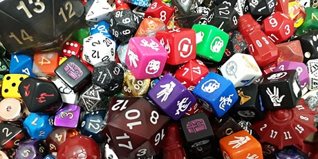 Board Game Bonanza: Table top games, Role Playing and Games Jam tickets