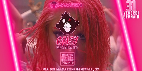 Crazy Monkey // Opening Party biglietti