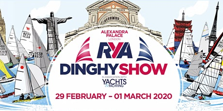 RYA Dinghy Show – RYA Training Scheme Update for Principals, Trainers, Coaches and Senior Instructors tickets