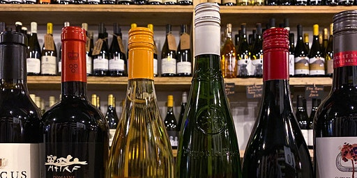 Wine and Live: End of Dry January Event