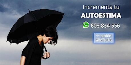 Incrementa tu Autoestima - Actividad gratuita previa cita tickets