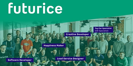 What the Futurice? - Get to know Futurice Tampere (Beer&Tech) tickets