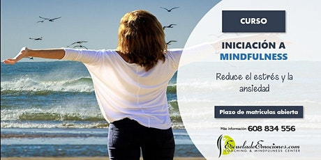 Curso: Iniciación a Mindfulness - confirmación previa tickets