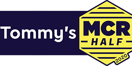 Tommy's Manchester Half Marathon 2020 - NDCS Charity Entry tickets