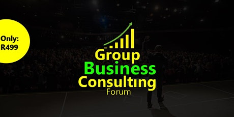 Group Business Consulting Forum tickets