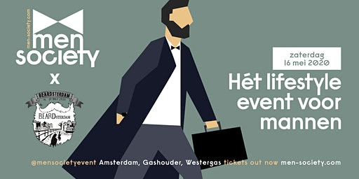 MenSociety X BEARDsterdam 2020