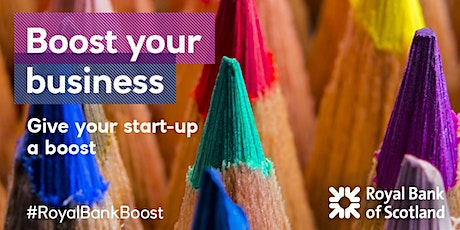 Alness Business Drop-in Clinic #RoyalBankBoost tickets
