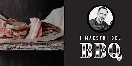 I maestri del BBQ: barbecue creativo con Marco Agostini | BBQ Academy biglietti