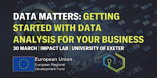Data Matters: Getting Started with Data Analysis for Your Business