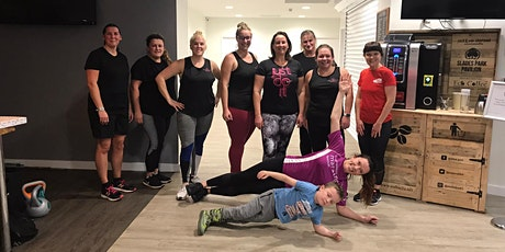 Family Bootcamp with Claire tickets