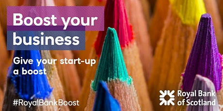Tain Business Drop-in Clinic #RoyalBankBoost tickets