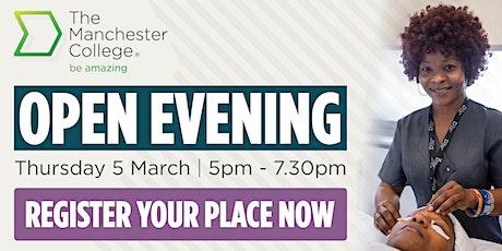 Adult Open Evening - St John's tickets