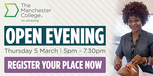 16-18 School Leaver and Adult Open Evening - Openshaw