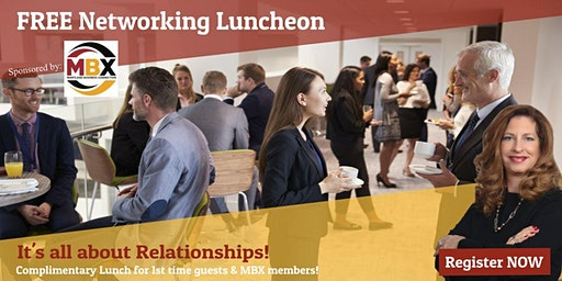 Silver Spring Networking Luncheon