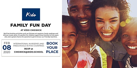 Kïdo Chiswick Nursery Fun Day tickets